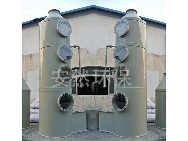 填料塔洗涤塔旋流板塔废气净化吸收塔